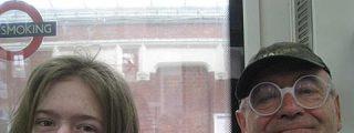 ¡Atención turistas!... puede ser peligroso para tu cámara tomar fotos de los autobuses londinenses
