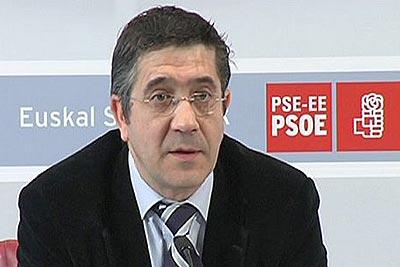 "ETA declara ""objetivo prioritario"" al Gobierno de Patxi López"