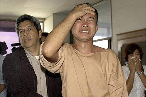 Condenan a un internauta a 10 años de cárcel por injurias a la Familia Real... tahilandesa