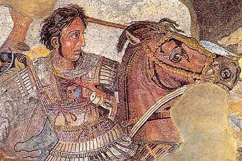 Los tres últimos deseos de Alejandro Magno