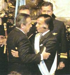Muere a los 82 años el ex presidente argentino Raúl Alfonsín