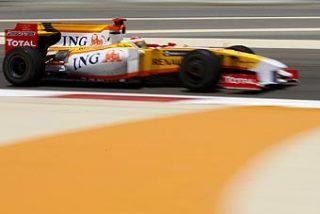 Alonso saldrá séptimo en la parrilla de Bahrein