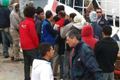 Italia pone en marcha una línea de autobús sólo para inmigrantes