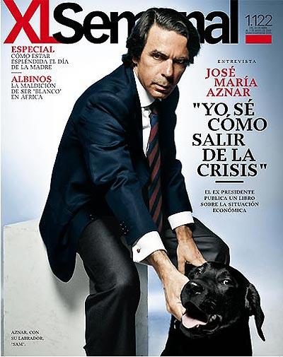 El perro de Aznar