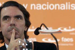 "Aznar, a ZP: ""Se ha dilapidado prestigio político y diplomático de décadas"""