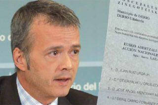 El documento policial 'blando' que permitió a ETA entrar en las instituciones lo redactó Camacho