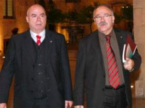 El 'chófer' que llevó a Carod a Perpiñán deja ERC