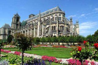 """En el Valle del Loira el arte de vivir se llama """"Bourges"""""""