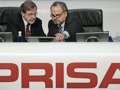 Los jerarcas del Grupo PRISA hacen malabares financieros para reunir 1.000 millones