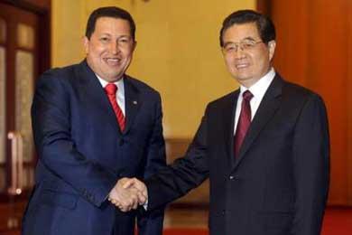 """China """"es el motor más grande"""" ante la crisis, según el presidente venezolano"""