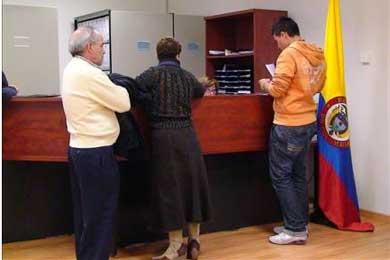 El Consulado colombiano instalará una oficina móvil en la ciudad de Almería durante tres días