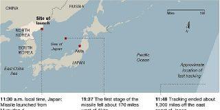 La ONU no llega a un acuerdo para sancionar a Corea del Norte por su fallido misil