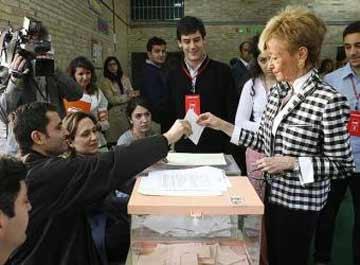 El PSOE denunció 556 casos de votos fraudulentos como el de De la Vega