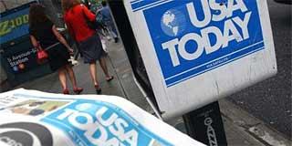 Los beneficios de la mayor cadena de periódicos de EEUU caen un 60%