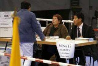 Indiferencia de la comunidad ecuatoriana en Madrid ante sus elecciones presidenciales