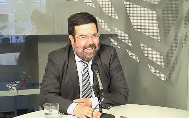 """De Diego: """"Será un pulso entre el David contribuyente y el Goliat sindicalista subvencionado"""""""