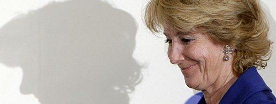 """Aguirre no le tiene miedo a Bárcenas: """"Le pido de rodillas que haga pública la información sobre mí"""""""