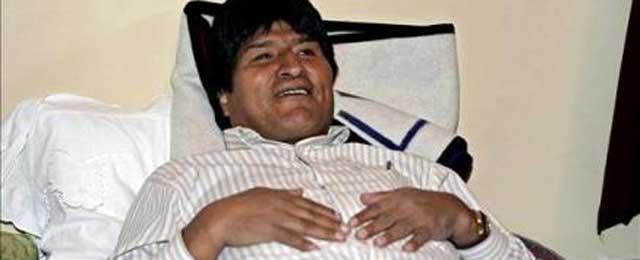 ¿Y si el Congreso boliviano no aprueba nueva ley electoral, seguirá en huelga de hambre Evo Morales?