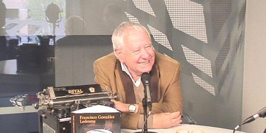 """Francisco González Ledesma: """"Mi atmósfera es la de las calles tristes y las historias tiernas"""""""
