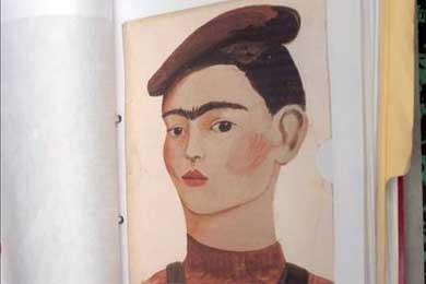 Denuncian que hay más de 400 cuadros falsos de Frida Kalho en el mercado