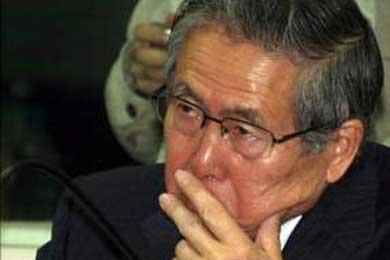 "ONGs recuerdan aniversario del ""autogolpe"" de Fujimori"