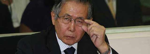 Un tribunal declara culpable al ex presidente peruano Alberto Fujimori