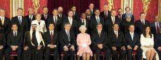 G-20: El Gran Timonel ZP vende frijoles en Londres