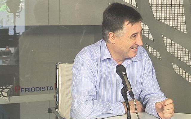 """Gervasio Sánchez: """"Para evitar el dolor en esta profesión nos volvemos cínicos"""""""