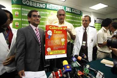 Perú ampliará supervisión sanitaria a pasajeros que lleguen en vuelos de Europa y Latinoamérica