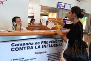 México mantiene los vuelos al extranjero aunque con medidas preventivas