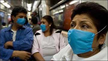 México calcula que al menos 103 personas podrían haber muerto por la gripe porcina