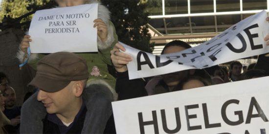 Los huelguistas de ABC se crecen: insisten en que las negociaciones están rotas