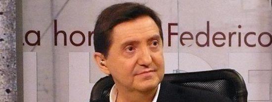 Federico Jiménez Losantos aguanta el chaparrón