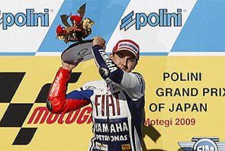 Lorenzo, nuevo líder del Mundial de MotoGP