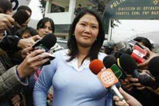 """Keiko Fujimori: """"la condena a mi padre es una aberración y destila odio"""""""