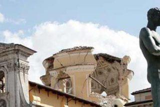 L'Aquila pierde su patrimonio en el terremoto