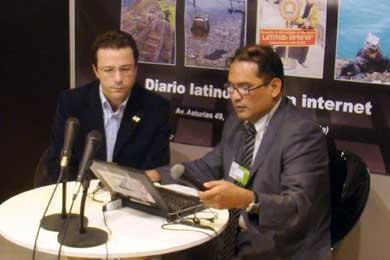 Lasquetty exige a Corbacho que rectifique el recorte del presupuesto de Inmigración