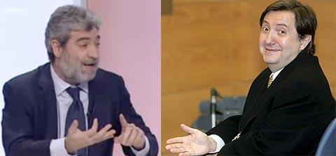 Miguel Angel Rodríguez carga contra Federico Jiménez Losantos
