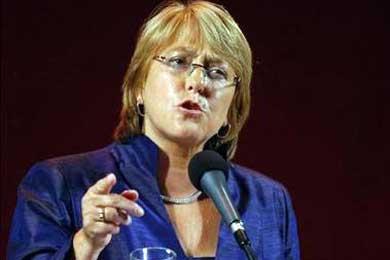 """Bachelet afirma que Rusia y Chile pueden """"hacer mucho más"""""""