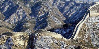 La Gran Muralla China mide exactamente 8.851, 8 kilómetros