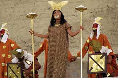 """El Museo de la """"Señora de Cao"""" abre sus puertas al mundo en Perú"""