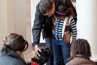 """La """"exclusiva"""" del perro de los Obama"""