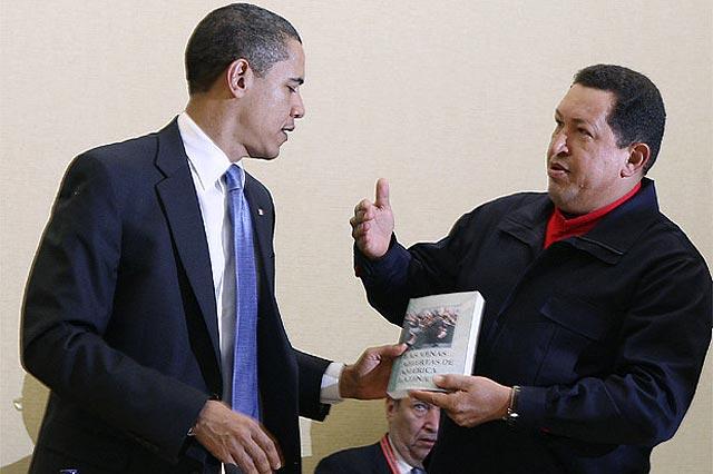Hugo Chávez anuncia que no firmará la declaración final de la Cumbre de las Américas