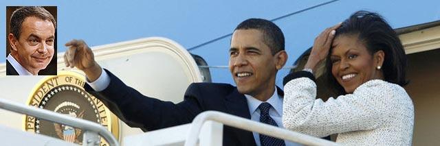 Obama-Zapatero: Una cumbre sobre las niñas