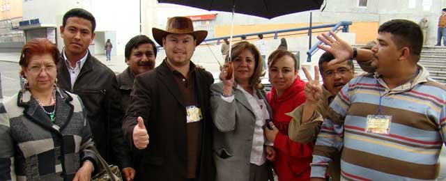 Candidatos ecuatorianos a asambleístas denuncian irregularidades en la jornada electoral de Madrid