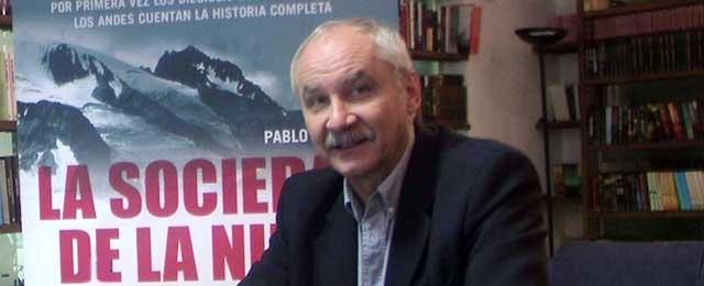 Pablo Vierci:«36 años después los supervivientes de la tragedia de Los Andes cuentan su historia»