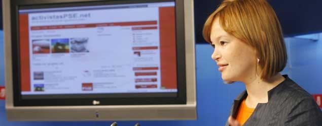 La red social del PSOE: una mala copia de Obama