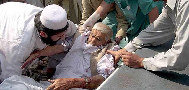 Caos en Pakistán