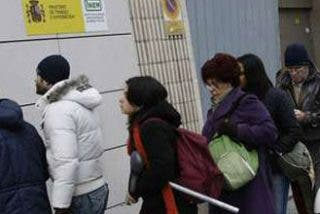 España sigue el camino hacia los cuatro millones de parados