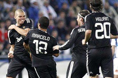 El Real Madrid nunca falla